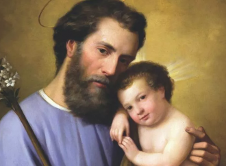 St Joseph, the father to imitate