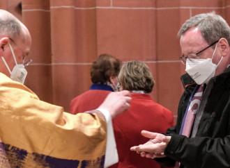 German schism widens: Communion to Protestants