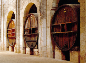 Wine in the abbey: for God and hospitality