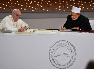 Abu Dhabi, one year later: The ambiguity about religions remains