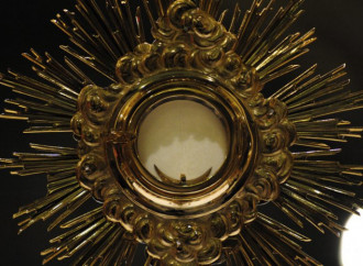 Jesus is Truly Present in the Eucharist, Just as 2000 Years Ago He Was On The Cross