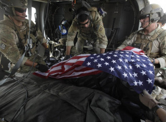 Withdrawing troops from Afghanistan spells defeat for the West