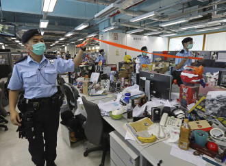 Hong Kong: the new law to squash the press