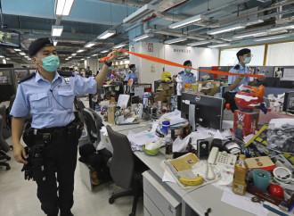 Hong Kong: the new law to squash the press