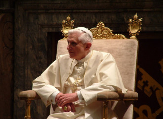 Only Benedict XVI defended the West