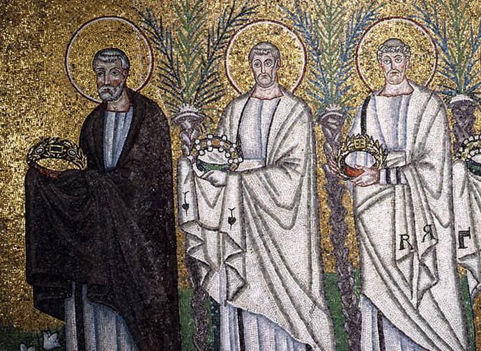 Basil of Saint Apollinaris in Ravenna