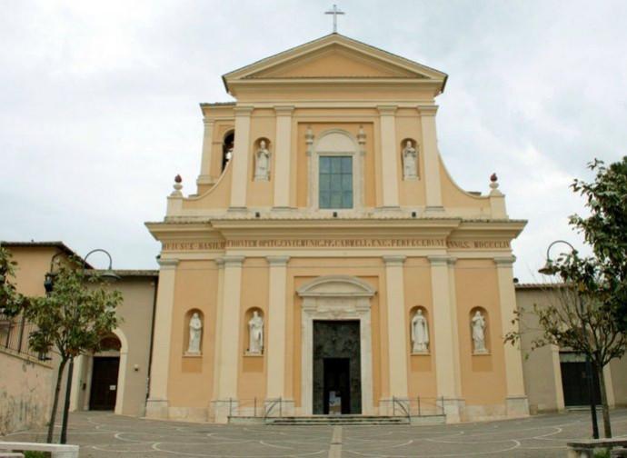 Saint Valentine basil, Terni