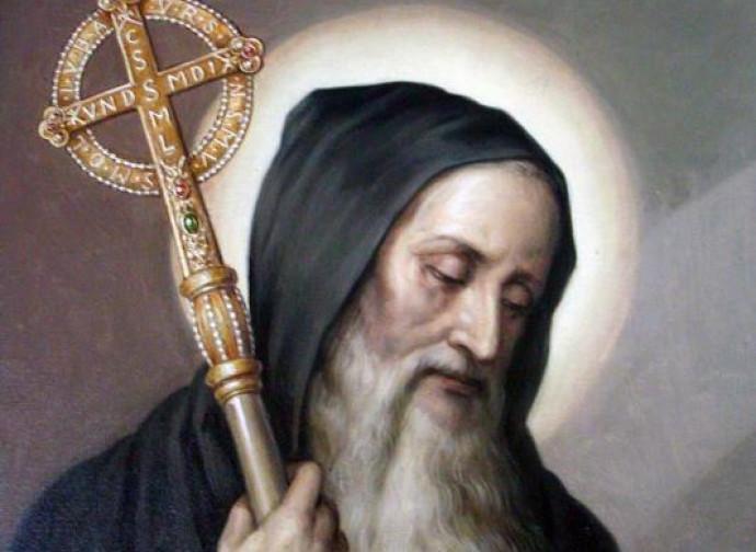 Saint Benedict of Nursia