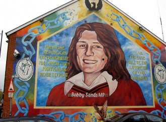 Northern Ireland, the legacy of Bobby Sands