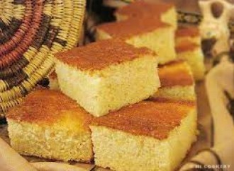 Mohawk Cake