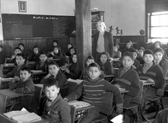"""Church scapegoated for tragedies in Canada's """"assimilation schools"""""""