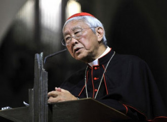 We want to read the China-Holy See Agreement