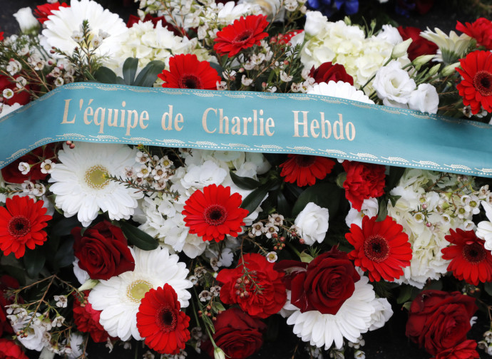 Fifth anniversary of Charlie Hebdo massacre
