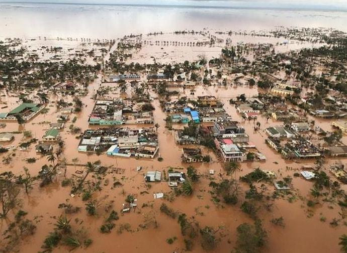 The disastrous Idai cyclone in Africa