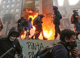 Chile: The Revolts, the Government, and the Communist Infiltration
