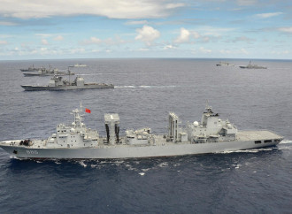 CHINA INFLAMES TENSIONS IN THE ASIA-PACIFIC