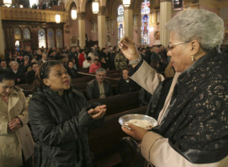 "Yes to female ""readers and acolytes,"" puts Diaconate in danger"