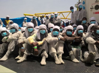 Covid-19 has brought more migrants to the Mediterranean