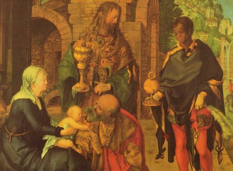Incarnation and Redemption are founded in the feast of the Epiphany