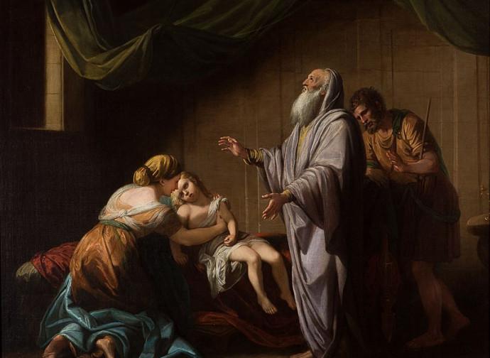 Saint Elisha