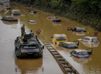 Floods in Germany, not an unprecedented tragedy
