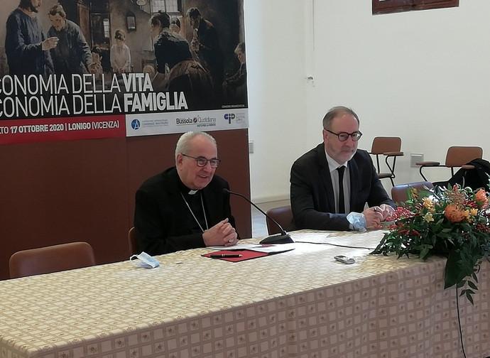 Archbishop Giampaolo Crepaldi