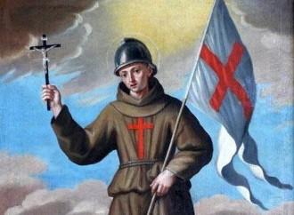 John of Capistrano, icon of the Battle of Belgrade