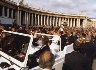 """""""How I diverted the shots against John Paul II"""""""