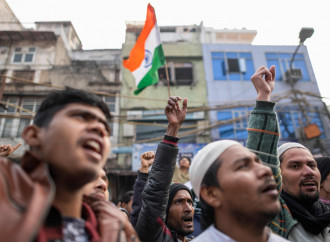 Spirited protests force belligerent Hindu nationalists on the backfoot