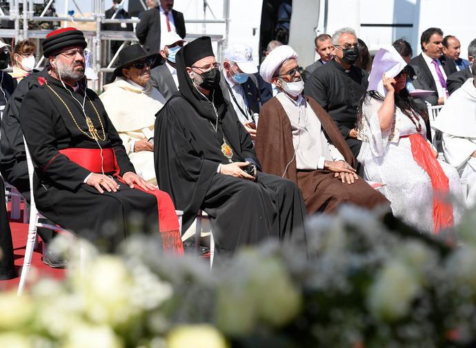 The Interreligious meeting in Ur