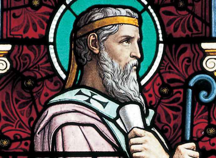 Saint Irenaeus of Lyons