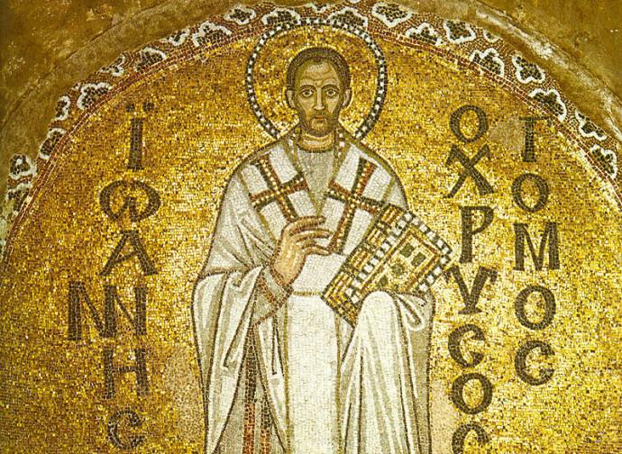 Saint John Chrysostom - New Daily Compass