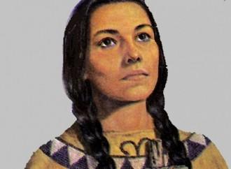 Kateri Tekakwitha, an unusual saint