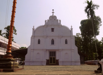 Kerala's ruling Communists dump proposed legislation to control church property