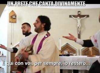 """Vescovo canterino e prete dj: """"famolo strano"""" in chiesa"""