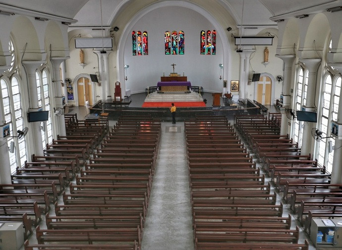 Church in Kuala Lumpur