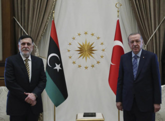 Libya, Erdogan content. Russians and Turks work for peace