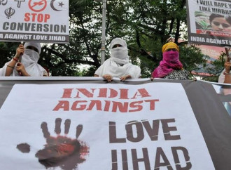 "The ""Love Jihad"": 4000 forced ""brides"" of violent Islam"