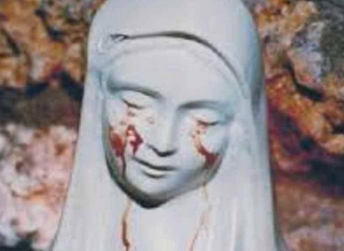 The Virgin Lady of Civitavecchia