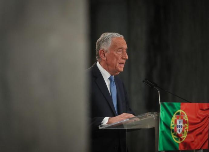 President Marcelo Rebelo de Souza