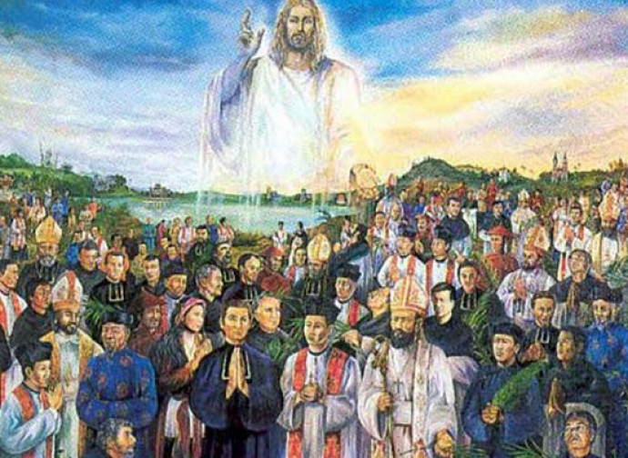 Holy Martyrs of Vietnam