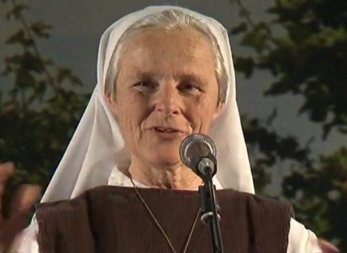 Sister Emmanule Maillard