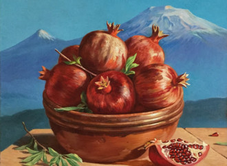 The mysterious pomegranate in the Holy Scriptures