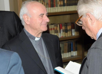 Judas and Hell, Archbishop Paglia excommunicates Jesus too