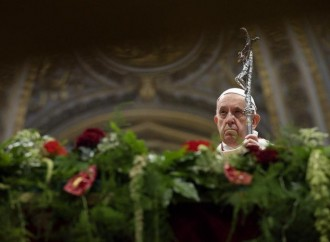 Latin mass thrown out along with Benedict XVI