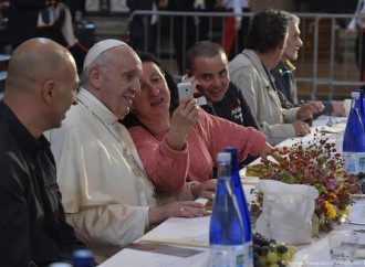 Pranzo in Basilica, i buchi di Tornielli