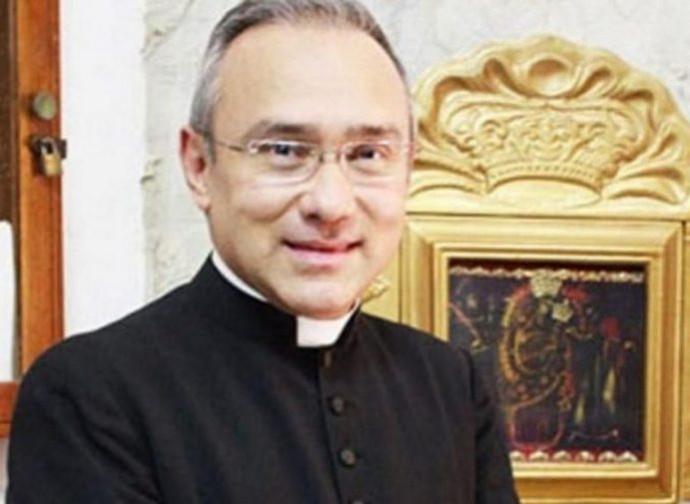 Bishop Pena Parra