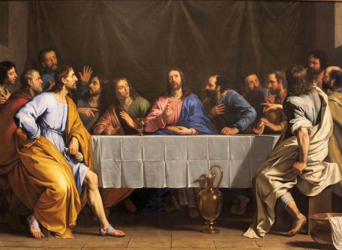 The Last Supper, Philippe de Champaigne
