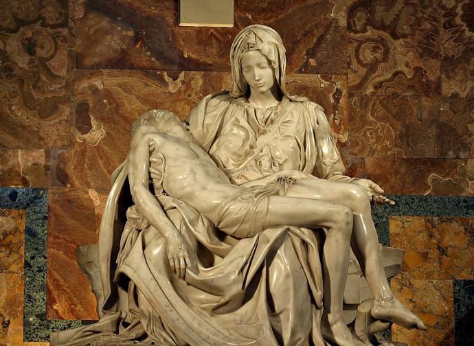Pietà di Michelangelo