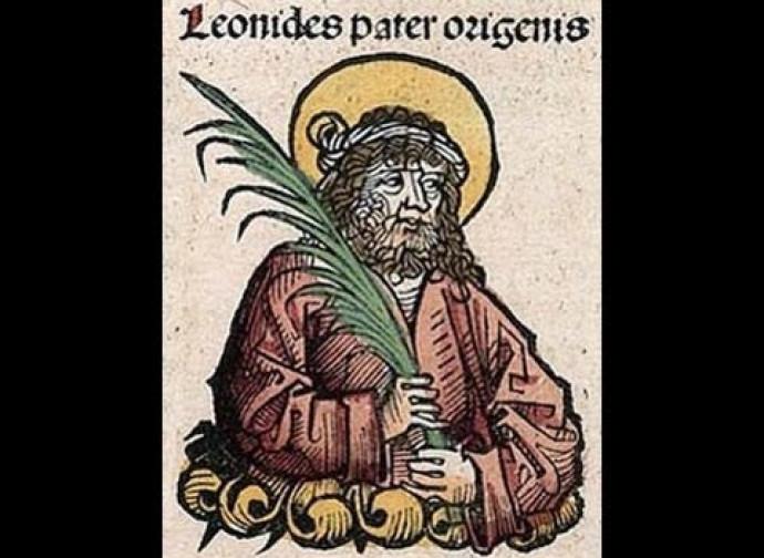 Saint Leonidas of Alexandria